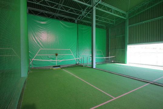 雨天室内練習場 I-field(アイ・フィールド)