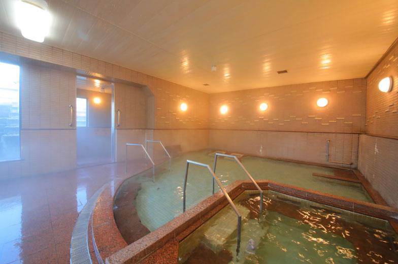 大浴場 伊豫の湯