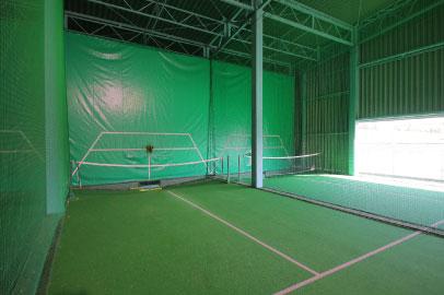雨天室内練習場 I-field